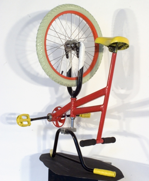 ASSEMBLAGE Large Bike ReMade