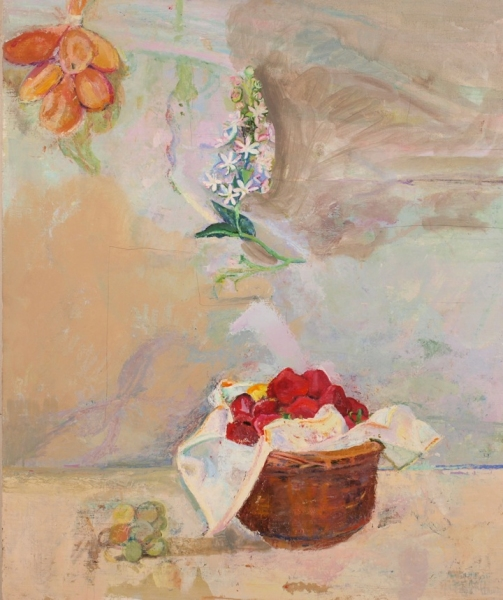 Paintings Rag, Bowl of Fruit