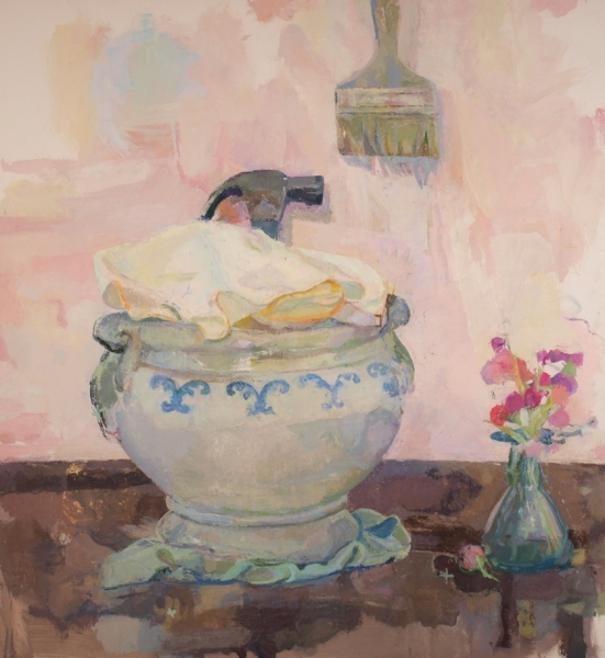 Paintings Tureen, Hammer, Brush