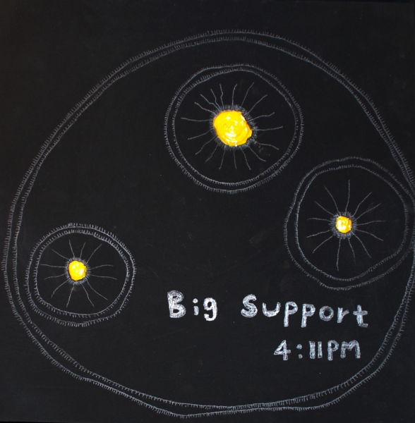 Big support<br/>