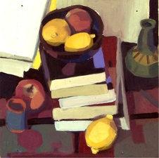 Craig Eastland Still Life Paintings oil on board