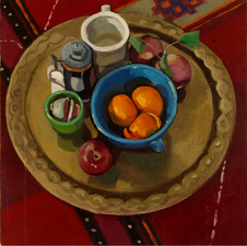 Craig Eastland Still Life Paintings oil on panel