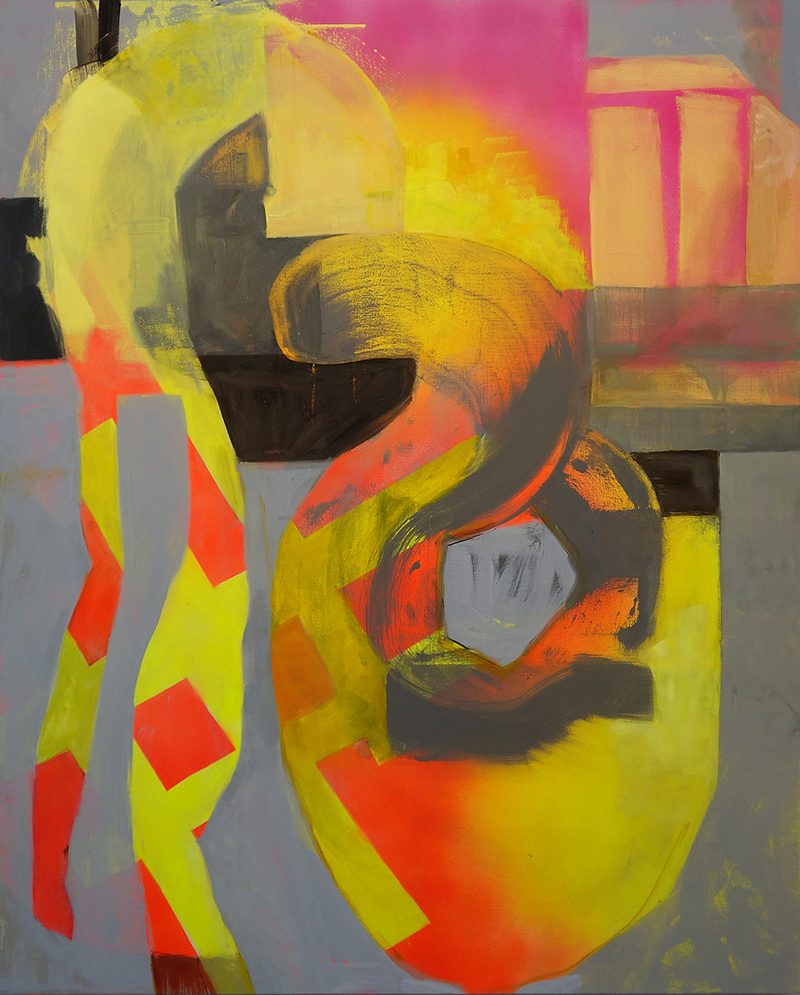Yura Adams RECENT PAINTINGS oil on canvas