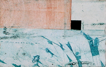 Abby DuBow Small Works Monoprint