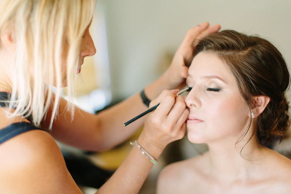 Bridal Hair & Makeup www.honeycombaffair.com