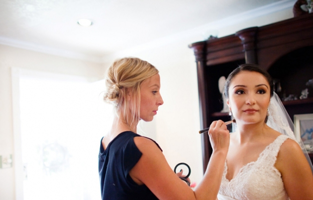 Bridal Hair & Makeup Diana