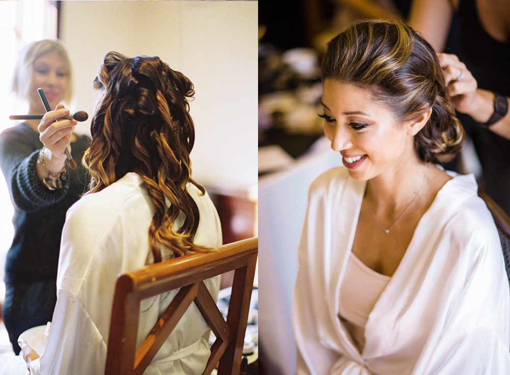 Bridal Hair & Makeup Lindsay