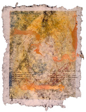 Adrienne Momi Handmade Paper Handmade paper printed on two sides