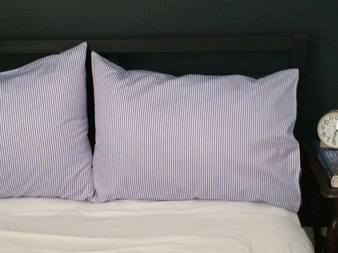 AFFINITA' MODERNE PILLOWCASES - STANDARD