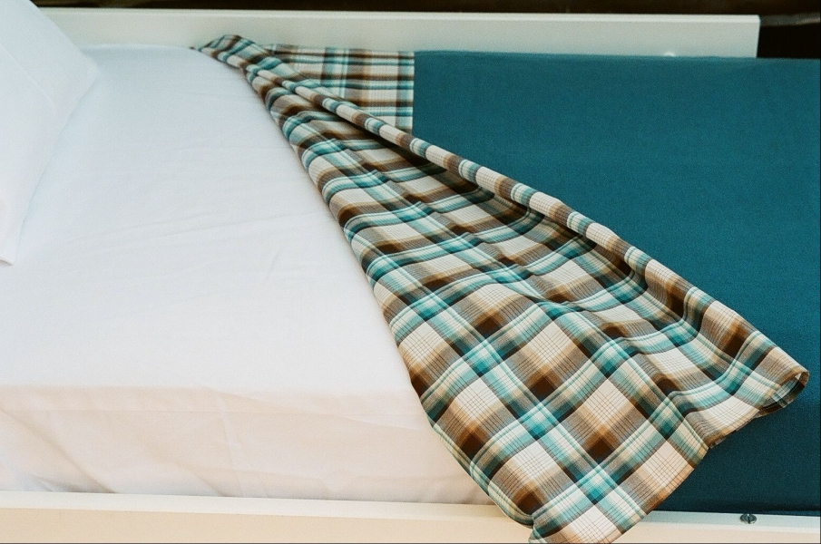 FLAT SHEETS - TODDLER BEDS Flat Sheet - Plaid