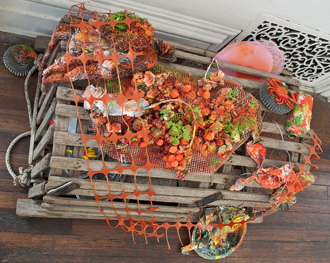 Toxicity - Lobster Trap by Aimee Hertog