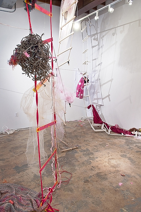 aimee hertog Installation and Sculpture Mixed media