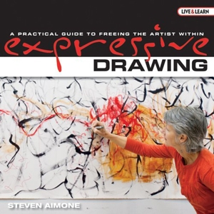 AIMONE ART SERVICES Expressive Drawing Book Lark Books/Sterling Publishing