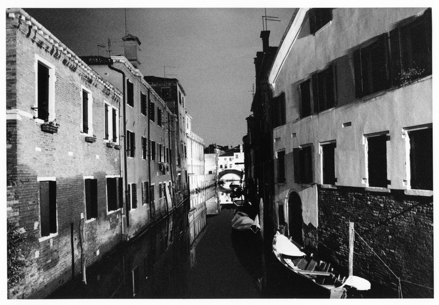 Gondoliers's song Canal #1