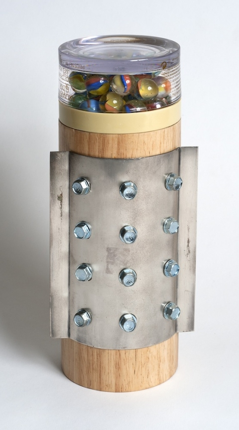 2012   marbles and metal