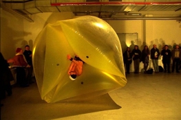 Alexander Viscio Performance/Installations 1999-2006 PVC