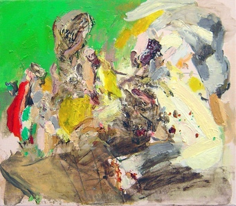 Alfredo Gisholt 2005 oil on canvas