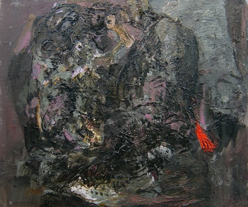 Alfredo Gisholt 2006 oil on canvas