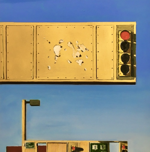 allan gorman Featured Paintings Oil on Panel