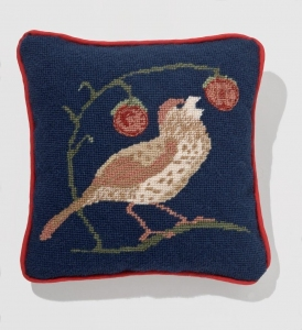 Allison SMITH Notion Nanny Needlepoint, wool