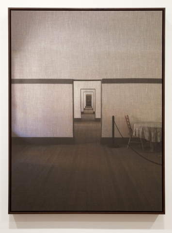 Allison SMITH Living History Archival Pigment Print on Linen