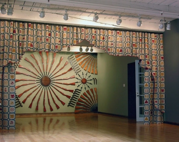 Allison SMITH Camp Curtain