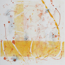 AMANDA  BARROW Prints on Paper monotype print on paper