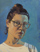 AMANDA CASE MILLIS Self Portraits Oil on linen