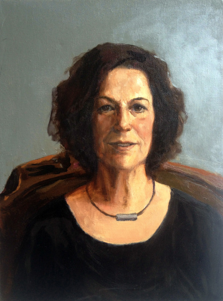 ABMacD Portraits oil on linen