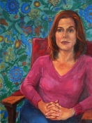 ABMacD Portraits Oil on canvas
