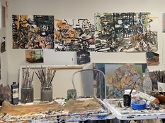 Amy Bouse studio