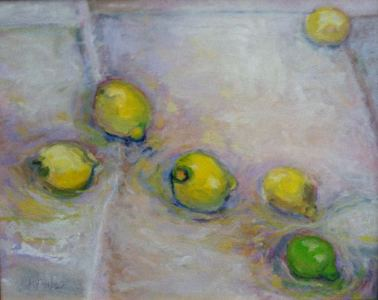 Amy Conover Interiors and Still Life Paintings oil on canvas