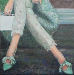 Amy Conover Figurative Paintings oil on canvas
