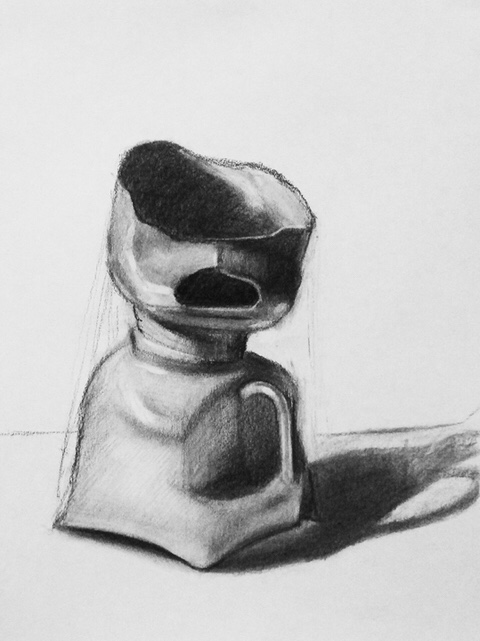 Drawing Jug box theory #9