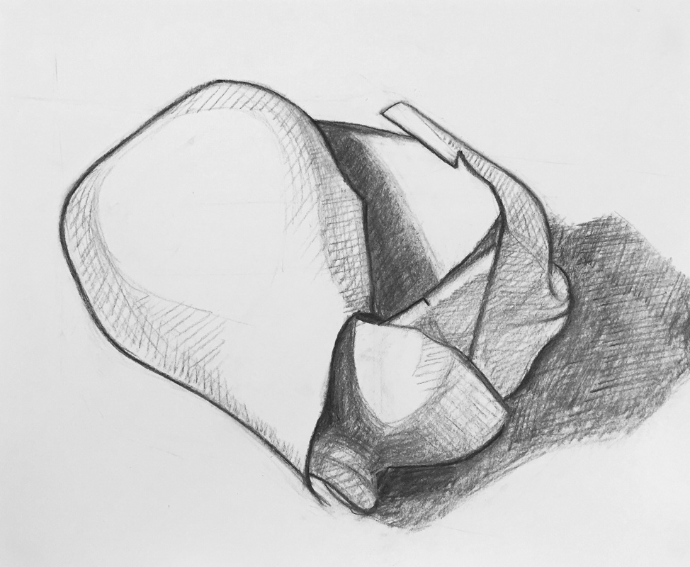 Drawing Untitled