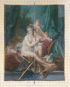 Boucher's The Toilette of Venus