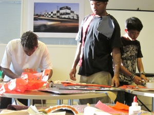 Ashland Youth Center /Art and Design Workshop