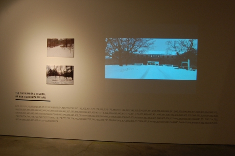 Amy Westpfahl  The Letchworth Village Project, 2006-2008 Digital prints, video, text