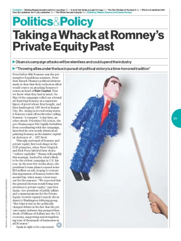 Bloomberg Business Newsweek Pinata