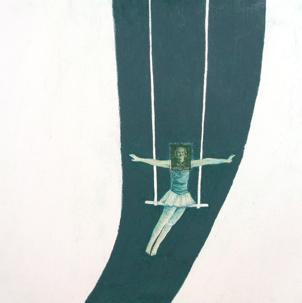 Works on paper The Netherlands (Aerialist)