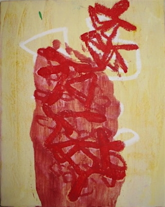 Paintings 2001-2005 Red Curtain