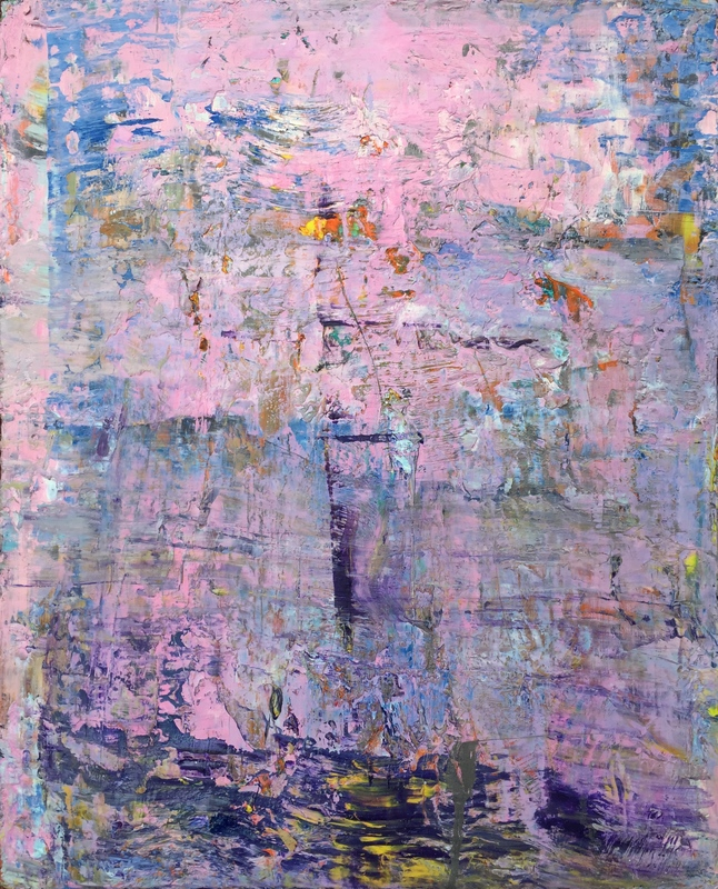 Paintings 2011-2016 Pink Nocturne