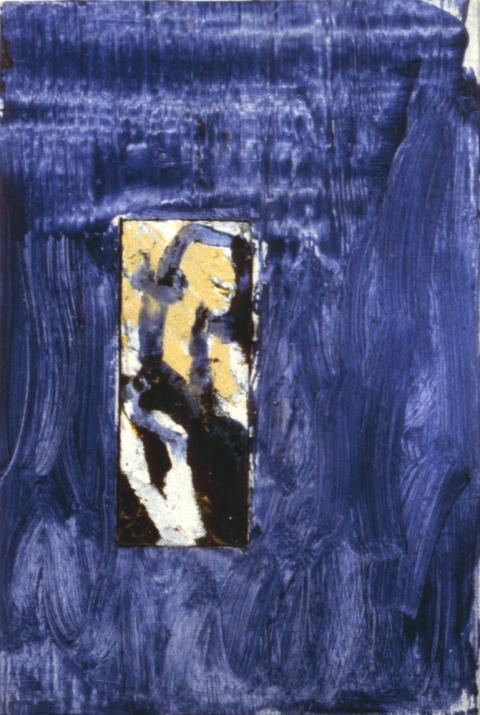 Paintings 1993-2000 Blue