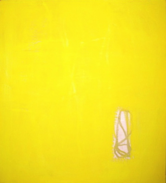 Paintings 2001-2005 Big Yellow