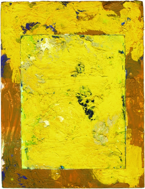 Paintings 2001-2005 Sulphur