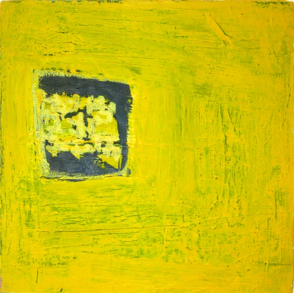 Paintings 2001-2005 Yellow Field