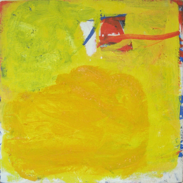 Paintings 2006-2010 Yellow Field