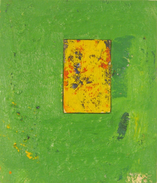 Paintings 2001-2005 Green Field