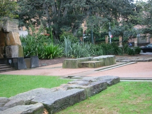 YURONG WATER GARDENS, Sydney, Australia, 2000 (Commissioned by Sydney City Council)