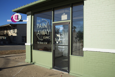 Anna Cowley Ford The Pain Away Clinic